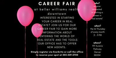 Keller Williams Realty Downtown Career Fair