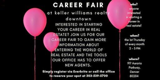 Keller Williams Realty Downtown Career Fair