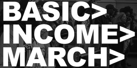 NYC UBI Universal Basic Income march, Oct. 26, 2019 tickets