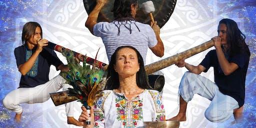 Black Full Moon Sacred Cacao & Sound Alchemy Ceremony @ InfiniteMa Temple