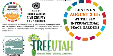 68th Annual UNSCS Tree Planting & Clean up - International Peace Gardens tickets