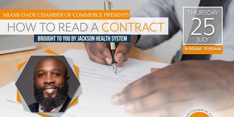 MDCC | How to Read a Contract tickets