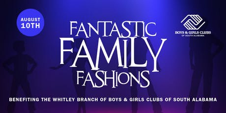Fantastic Family Fashion Show tickets