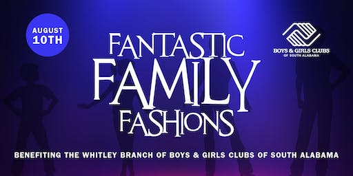 Fantastic Family Fashion Show
