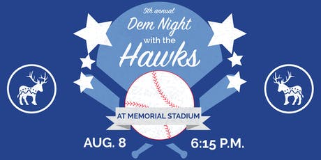 9th Annual Idaho Dem Night with the Boise Hawks tickets