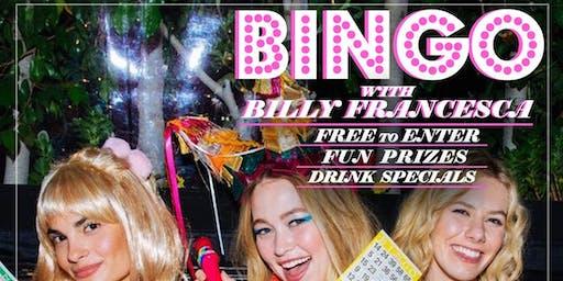 Bingo Night at The Den on Sunset!