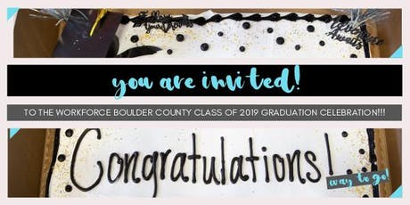 Workforce Boulder County HSED Graduation Celebration! tickets