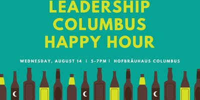 Alumni & Ales: Leadership Columbus Happy Hour
