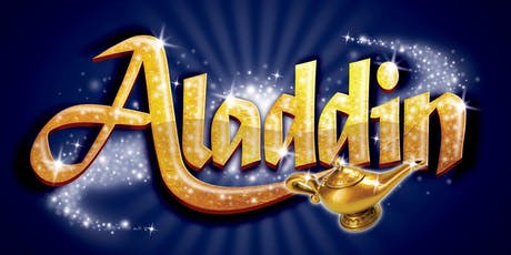 Relaxed Pantomime: Aladdin tickets