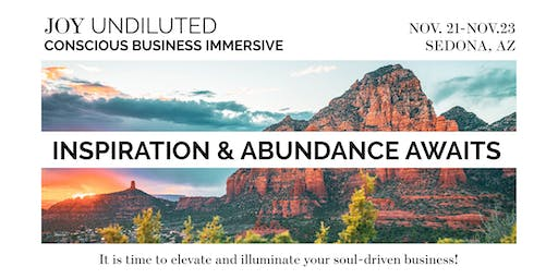 Elevate your mind, body, soul based services at the JU Business Immersive!