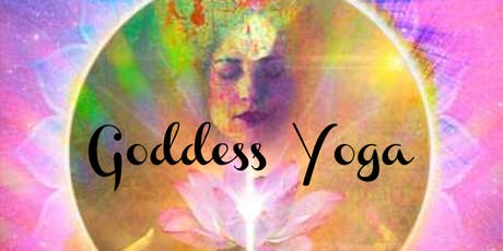 Goddess Yoga tickets