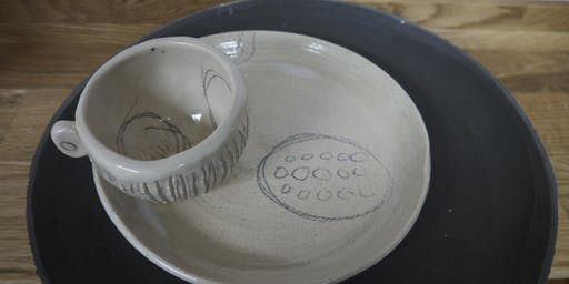 10 week ceramics hand-building class with Lizzy McCaughan (Friday afternoons)