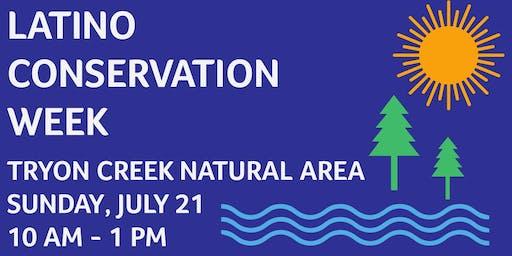 Tryon Creek Nature Hike [ Latino Conservation Week]
