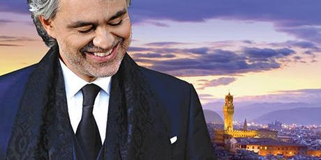 Private Dinner and Concert at Andrea Bocelli's Tuscan Estate tickets