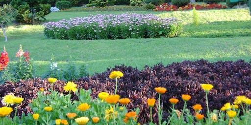Santo Antonio do Pinhal: jardins temáticos e almoço