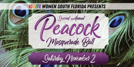 Second Annual Peacock Ball tickets