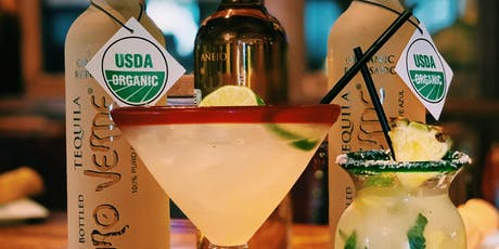 Puro Verde Tequila Dinner with Casa Chapala tickets