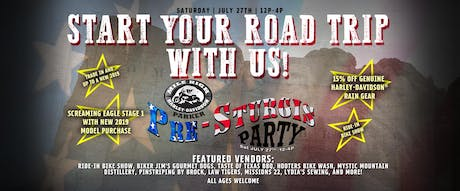 Mile High Harley-Davidson of Parker Presents PRE-STURGIS Party tickets