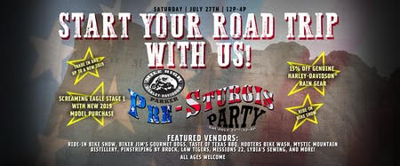 Mile High Harley-Davidson of Parker Presents PRE-STURGIS Party