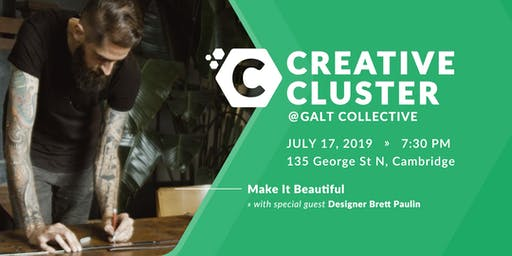 Creative Cluster v10: Make It Beautiful
