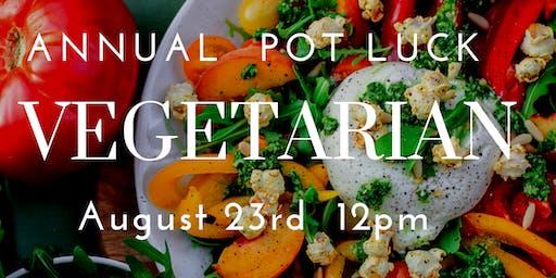 Hamilton Walters Yoga Annual Vegetarian Potluck