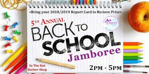 Annual Back to School Jamboree