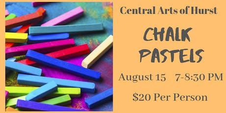 Chalk Pastels Class tickets