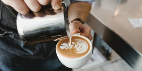 Master Class: Milk Steaming and Latte Art Tutorial tickets