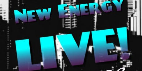 New Energy LIVE! Music Series tickets