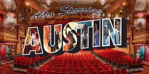 Also Starring Austin + Filmmaker Q&A W/ Live Music From Altamesa