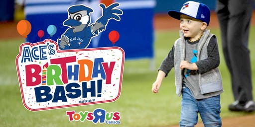 Toronto Blue Jays - Ace's Birthday Bash with Parent Life Network
