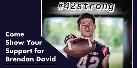 42 Strong Benefit for Brendan - Sunday, 7/21/19 tickets