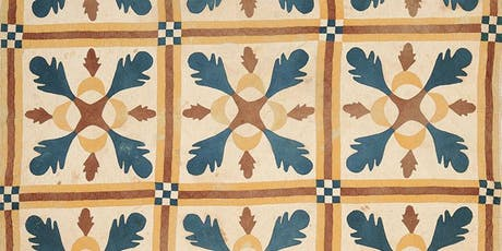Bed Turning—Quilts from the Museum Collection tickets