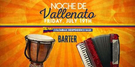 Noche de Vallenato Wynwood tickets