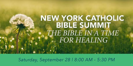New York Catholic Bible Summit tickets