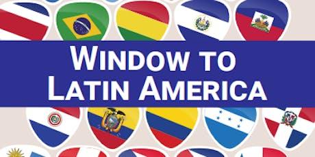 Window To Latin America - Breakfast tickets