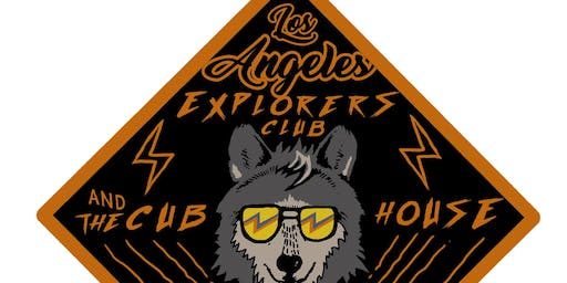 LA Explorers Club x The Cub House Sunday Cruise Bicycle Tour