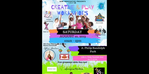 J. K. F. W. Creative & Play Workshops