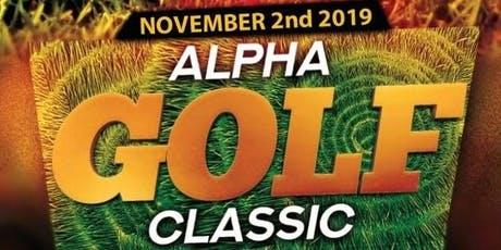 2019 Alpha Golf Classic tickets