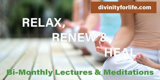 Repair Your Life (Lecture & Meditation)