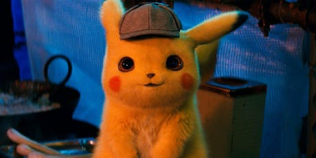 Pokemon: Detective Pikachu (2019) - Community Cinema tickets