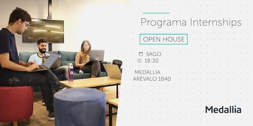 Open House @ Medallia - Programa de Internships 2019
