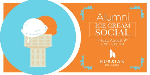 Hussian Alumni Ice Cream Social