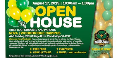 OPEN HOUSE | NOVA Woodbridge