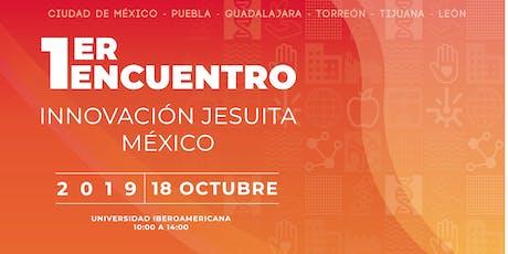 1er Encuentro de Innovación Jesuita México entradas