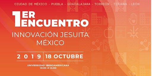 1er Encuentro de Innovación Jesuita México - Industria 4.0