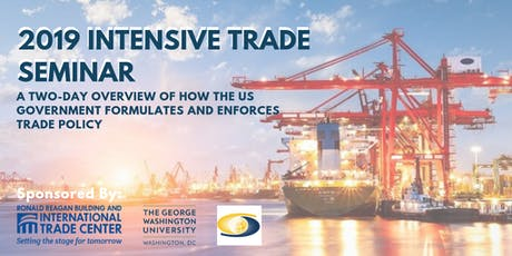 2019 Intensive Trade Seminar (Sept. 24-25, 2019) tickets