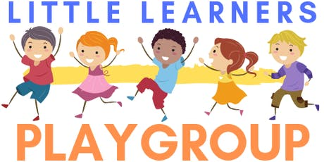 Little Learners Playgroup - July 24, 2019 (FREE) tickets