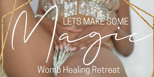 FEMMAGIC *NYC* WOMB MAGIC HEALING RETREAT
