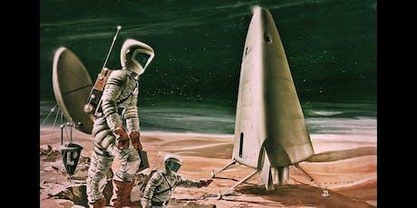 CONFERENCE - La planète Mars dans la littérature billets